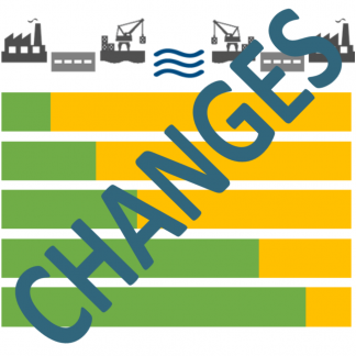 An Incoterms icon used to represent our Incoterms 2020 changes training